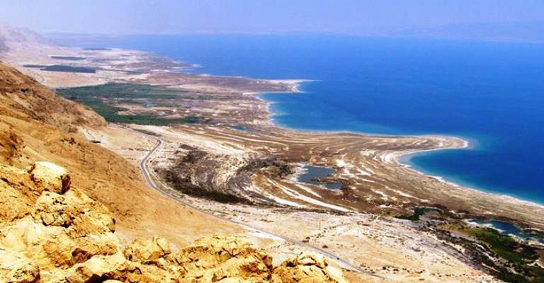 A luta para salvar o Mar Morto