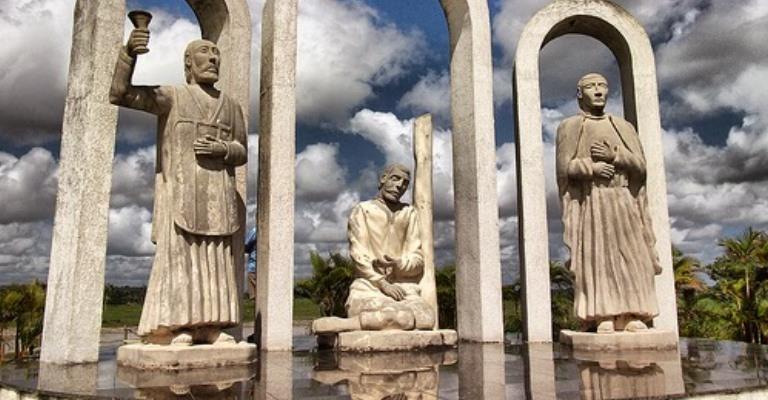 Papa canoniza mártires de Cunhaú e Uruaçu