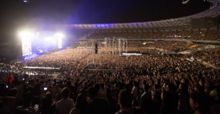 Gramado do Mineirão será palco de evento sertanejo
