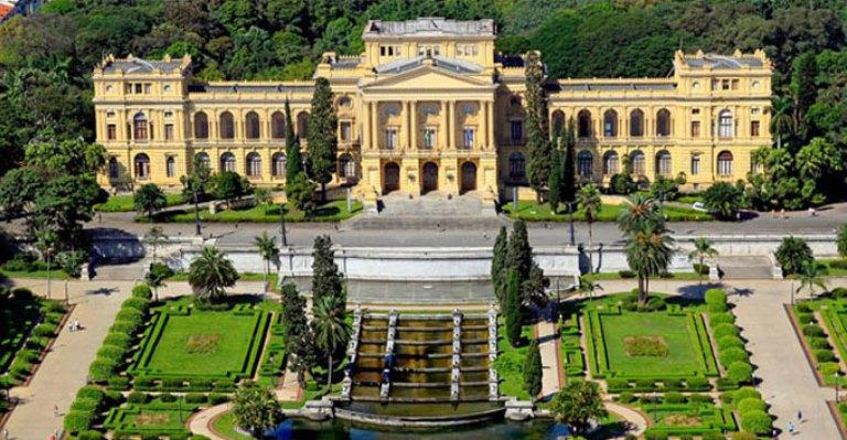 Museu do Ipiranga lança concurso de restauração