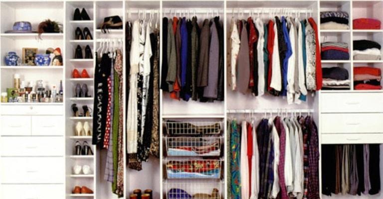 10 dicas simples para organizar seu guarda-roupa