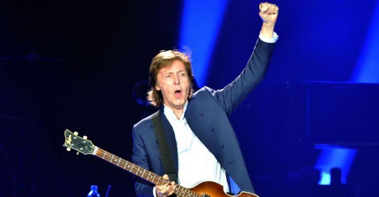 Começa venda de ingressos para ver Paul McCartney
