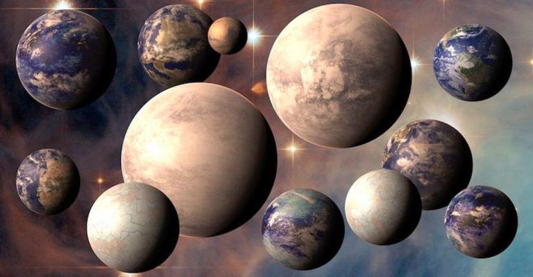 Cientistas descobrem nova Super-Terra