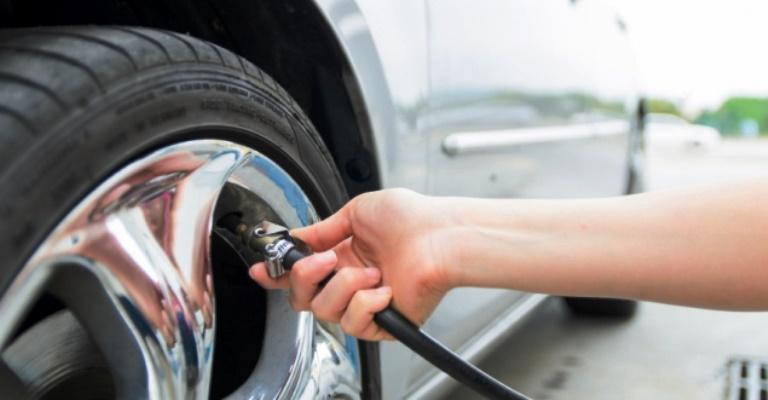 Pneus podem gerar economia com combustível