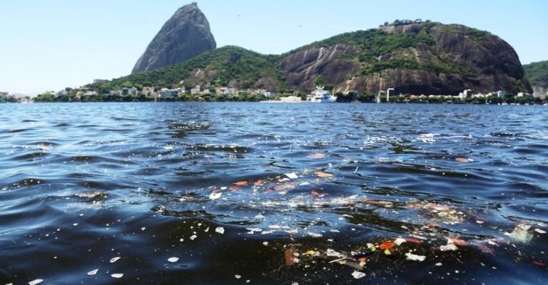 Resultado de imagem para Campanha da ONU é lançada no Rio para diminuir o lixo marinho