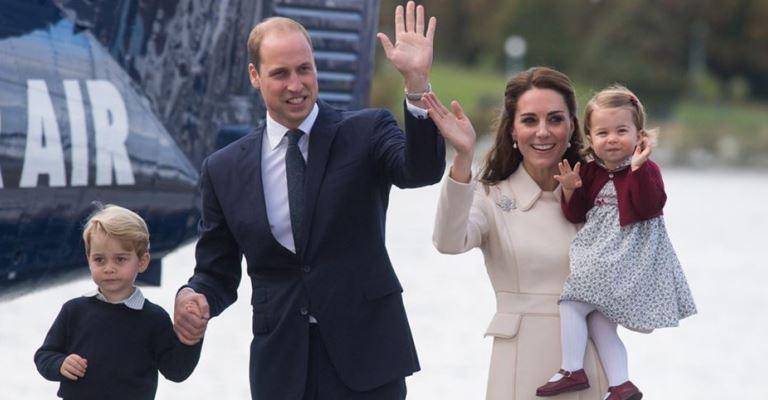 Príncipe William e Kate anunciam gravidez de 3º filho