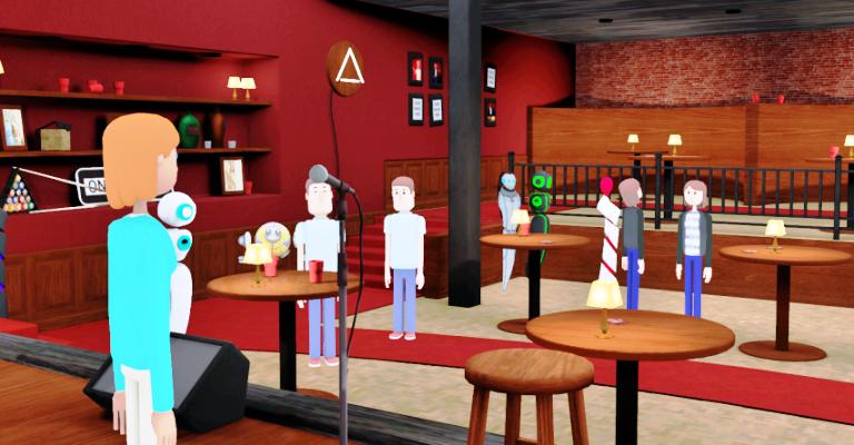 Microsoft compra rede social de realidade virtual