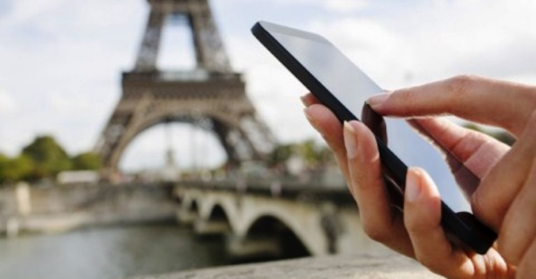 Como se livrar do roaming em viagens internacionais