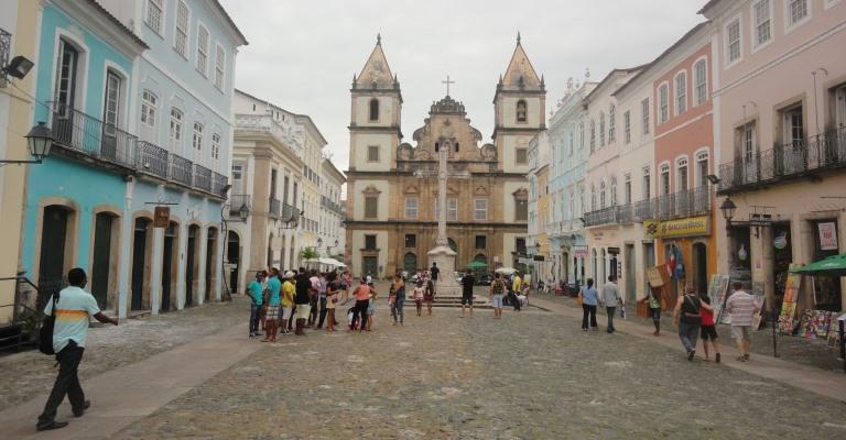 Salvador promove a Festa Literária do Pelourinho