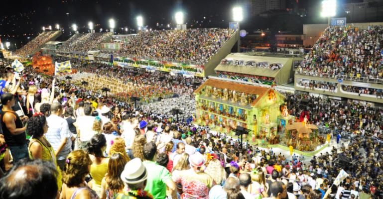 Começa venda de ingressos para o Carnaval do Rio