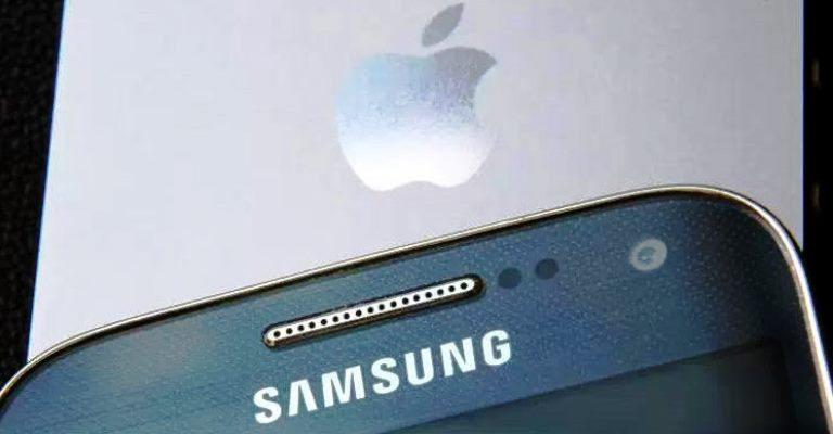 Samsung vence Apple na venda de smartphones