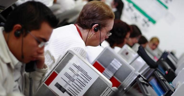 Setor de serviços cai 1% em agosto, diz IBGE
