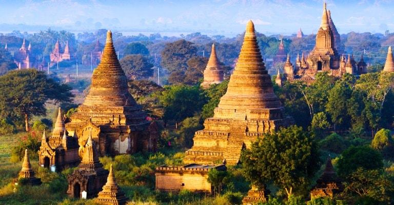 O exótico, fascinante e desconhecido Myanmar