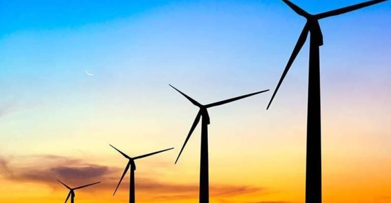 Primeiros geradores de energia eólica de SP começam a operar