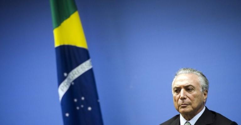 Governo Temer é reprovado por 75% dos brasileiros