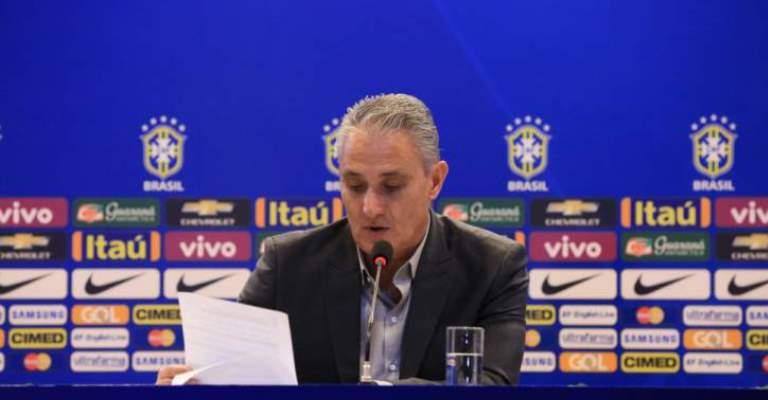 Fifa indica Tite ao prêmio de melhor técnico do mundo