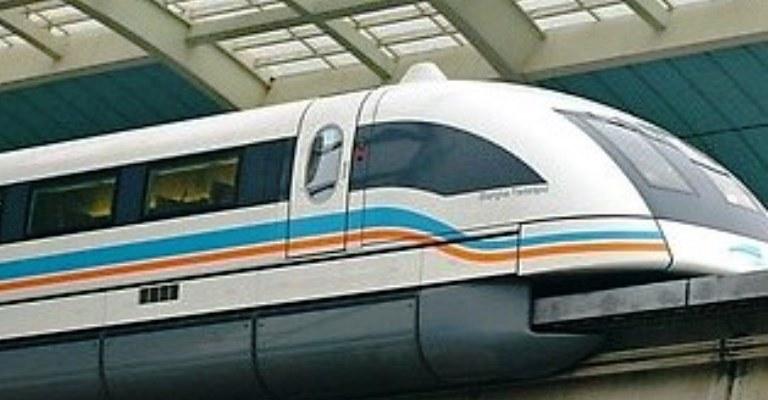 Pequim terá trem de levitação magnética