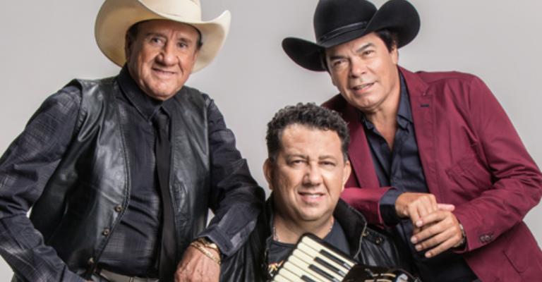 Trio Parada Dura lança DVD Chalana, Churrasco & Viola