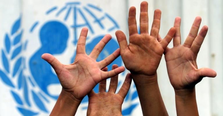Unicef lança campanha para incentivar doações no Brasil