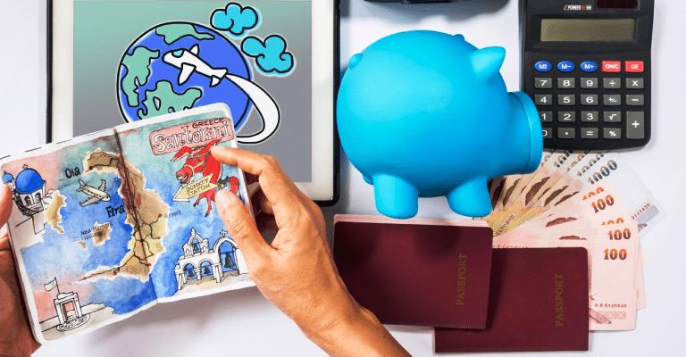8 erros financeiros para evitar na sua próxima viagem