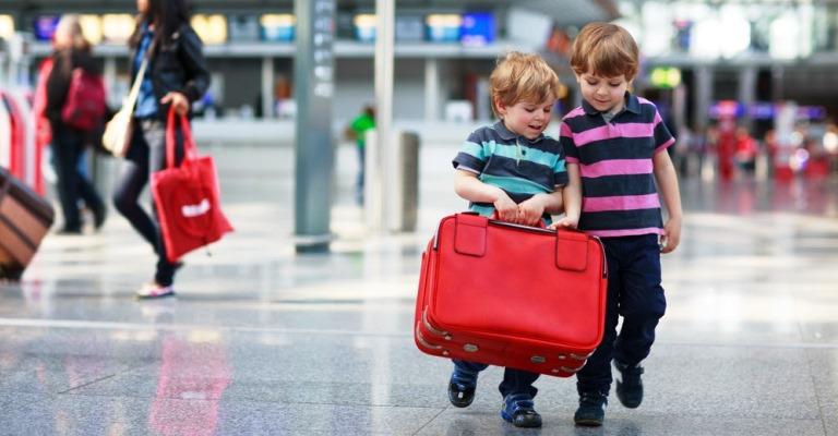 Dicas para quem vai viajar com criança