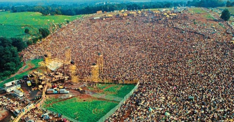 Woodstock de covers vai agitar interior de São Paulo