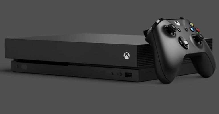Microsoft apresenta seu novo console Xbox One X