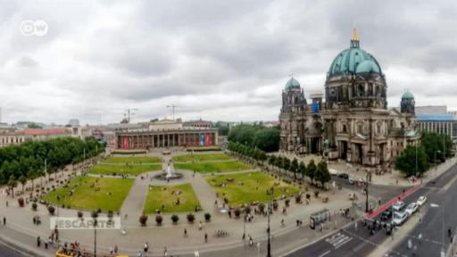 City tour barato por Berlim a bordo do ônibus 100
