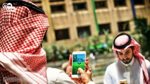Mesmo proibido, Pokémon é febre na Arábia Saudita