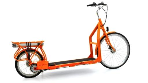 Lopifit, uma mistura entre bicicleta e esteira ergométrica