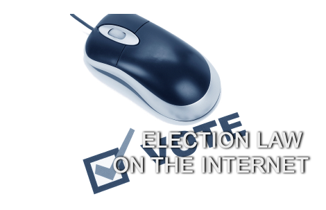 Election Law on the Internet