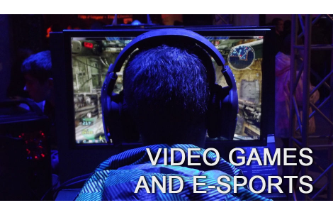 Video Games and E-Sports