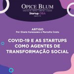 COVID-19 e as Startups como agentes de transformação social