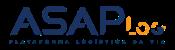 Logotipo Transportadora ASAPLog