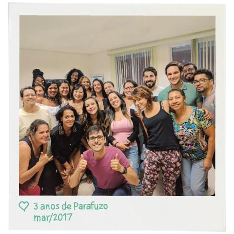Equipe Parafuzo