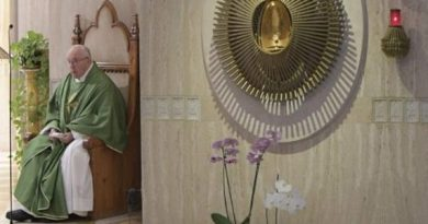 """Em homilia, Papa pede cuidado com quem se apresenta como """"perfeito"""" e rígido"""