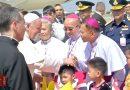Autoridades políticas e religiosas acolhem o Papa na Tailândia