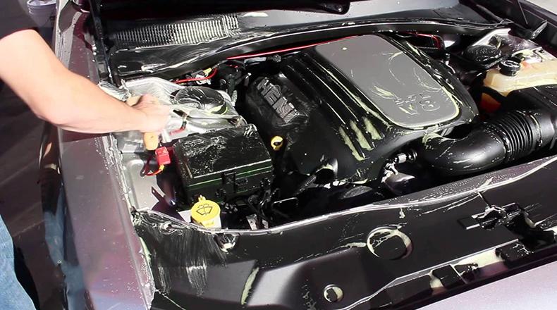 728f057c7 Como limpar o motor do carro a seco – Blog PasseCarros