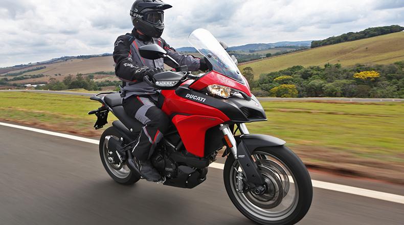 Ducati Multistrada 950 chega ao Brasil para aumentar opções de sport tourers