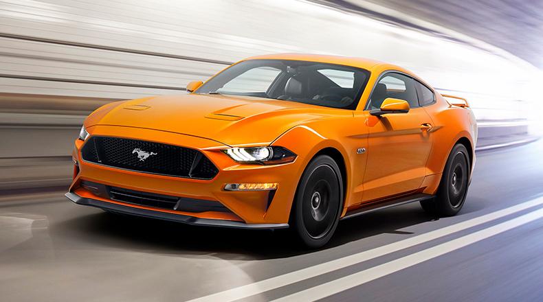 Ford já está anunciando em seu site a chegada oficial do Mustang no Brasil