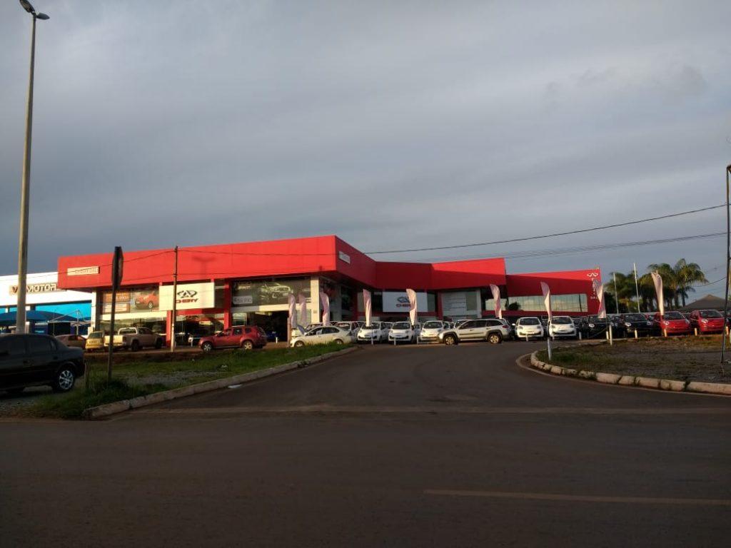 Dali - Chery - Brasília - PasseCarros