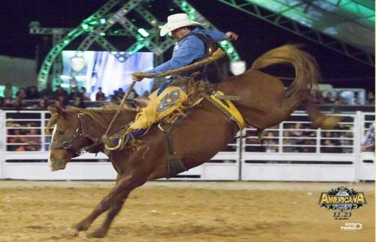 Leandro Baldissera representa o Brasil no The American