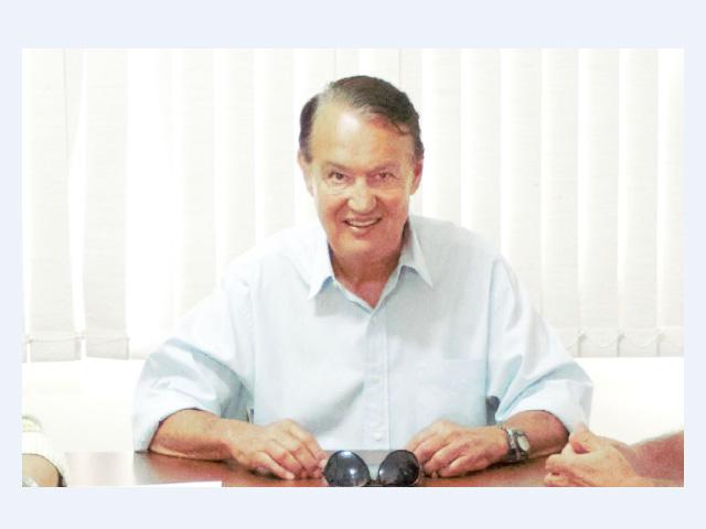 José Luiz Junqueira Barros assume presidência da AssoGIR-1