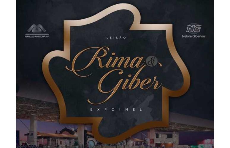 Leilão Rima & Giber é uma das atrações da Expoinel 2018