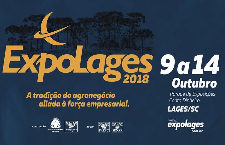 Leilão com diversas raças é destaque na ExpoLages 2018