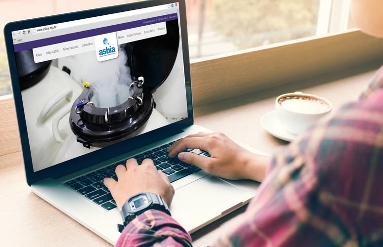 Asbia lança novo site e amplia informações sobre inseminação artificial