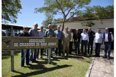 Associação de Criadores de Gado Jersey do RS tem nova diretoria