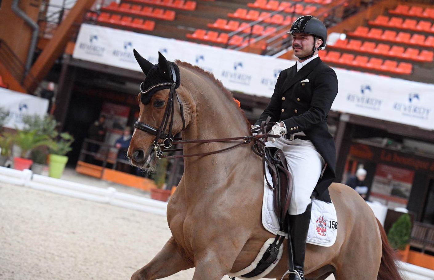 Rodolpho Riskalla briga por uma vaga nos Jogos Pan-Americanos 2019