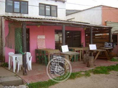 Restaurante La Casa Rosada Punta del Diablo