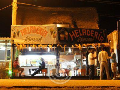 Heladeria Butiá Punta del Diablo